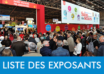 Liste des exposants du Forum des Seniors Atlantique